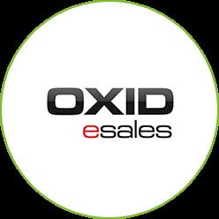 Onlineshop Schnittstelle OXID