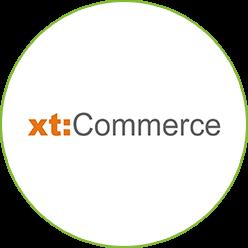 Onlineshop Schnittstelle zu xt:Commerce