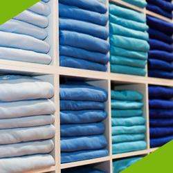 ERP-System und Warenwirtschaftssystem für die Textil-Industrie mit Varianten und Kollektionen