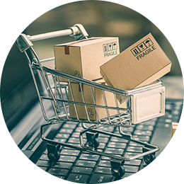 E-Commerce-Konsumgueter