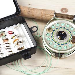 Angel- und Fischereibedarf mit Warenwirtschaft im E-Commerce verwalten.
