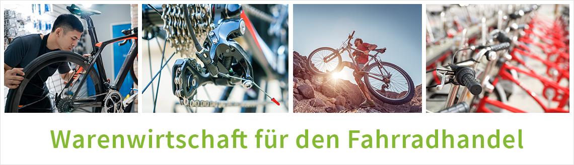 Warenwirtschaftssystem Fahrrad-Handel & Reparatur