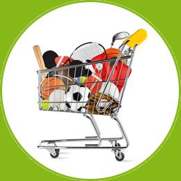 Warenwirtschafts-Software für Sportartikelhändler: E-Commerce, Einzelhandel & Großhandel