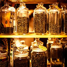 Warenwirtschaftssoftware, E-Commerce und Online-Shop für den Tee-Handel