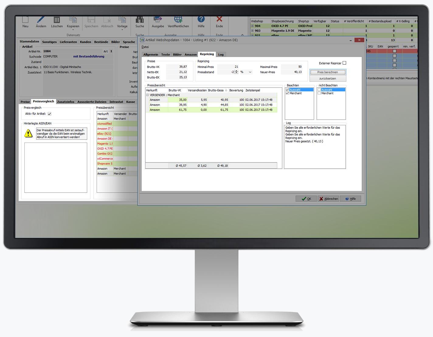 Repricing Software für Amazon – Mit diesem Tool steuern Sie Ihre Preise auf Amazon vollautomatisiert