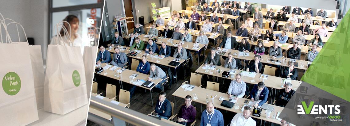 Rückblick VARIO Event zum Thema EU-DSGVO