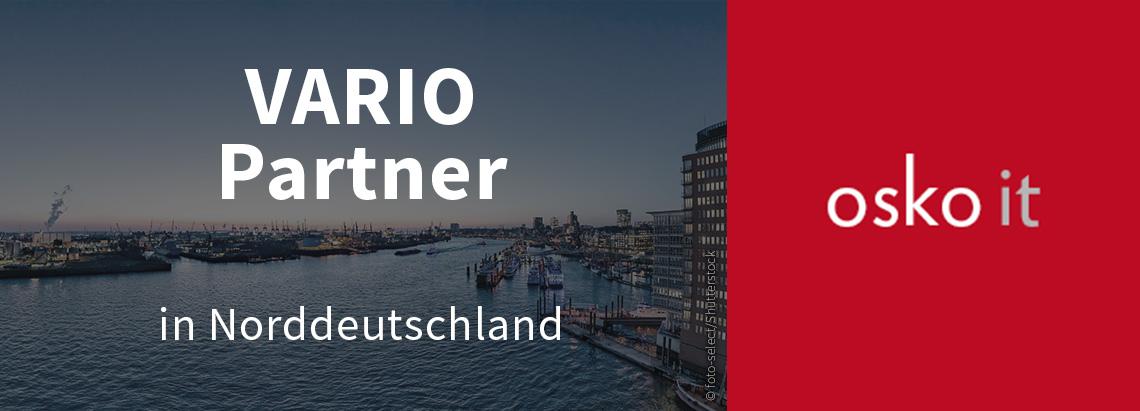 osko it – VARIO Partner für den gesamten Norden