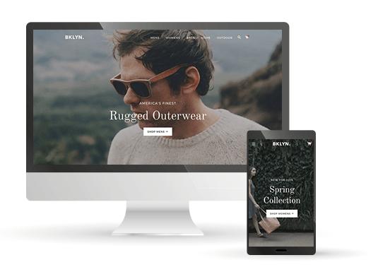 Shopify Beispiel-Theme