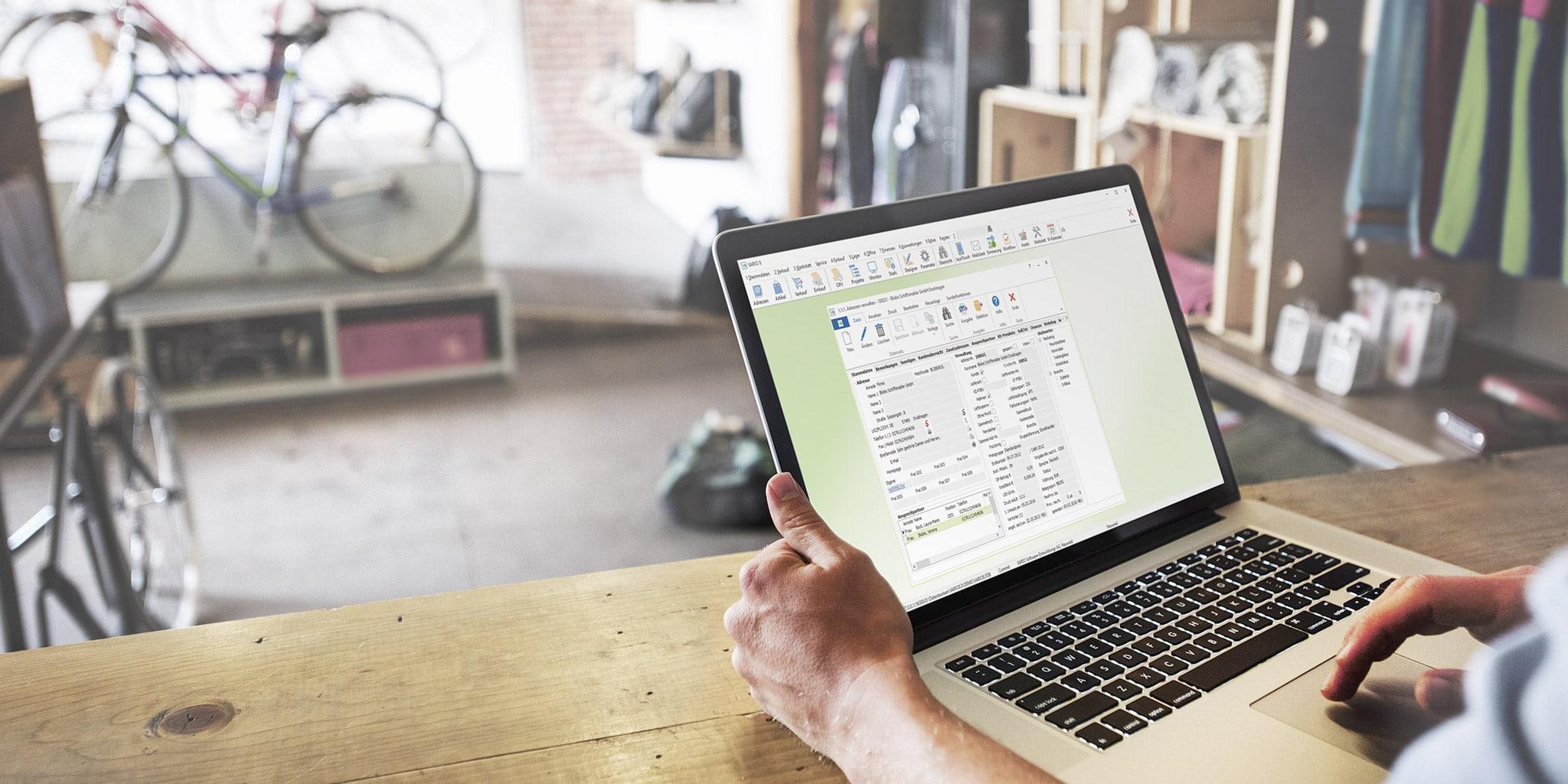 Stärken und Funktionen der OXID eSales Schnittstelle im VARIO Wareniwrtschaftssystem