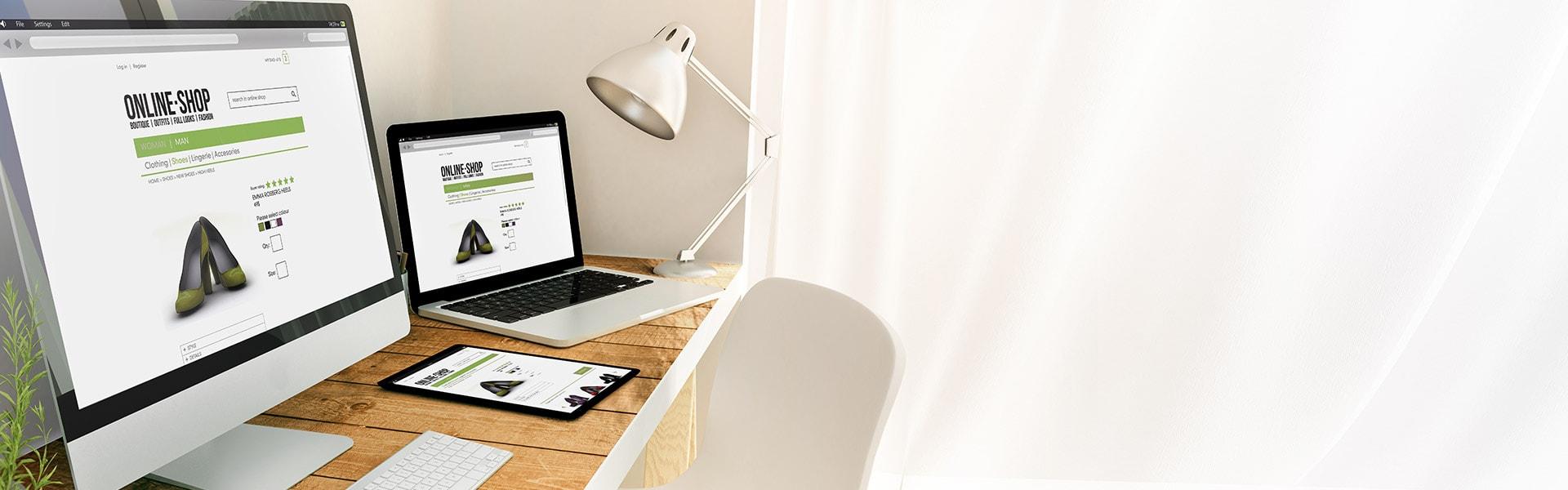 Online-Shop Schnittstellen in der Warenwirtschaft