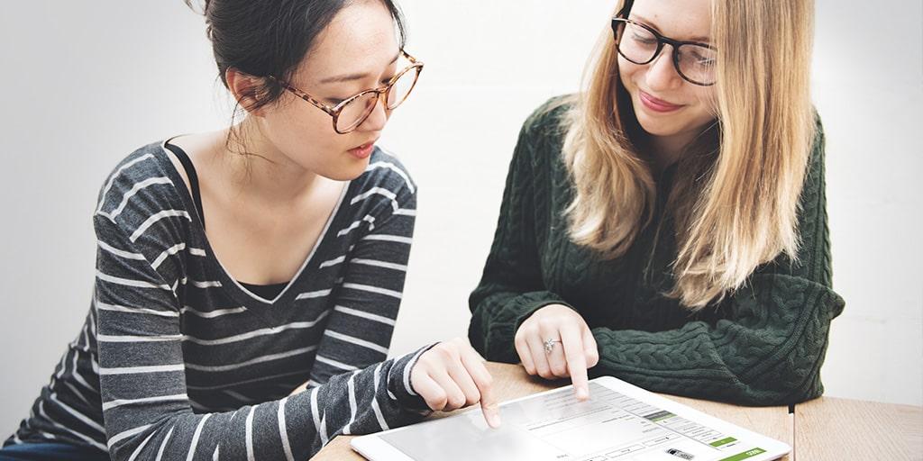 Wir suchen Nachwuchstalente. Wir bieten Werkstudenten hohe Übernahmechancen.