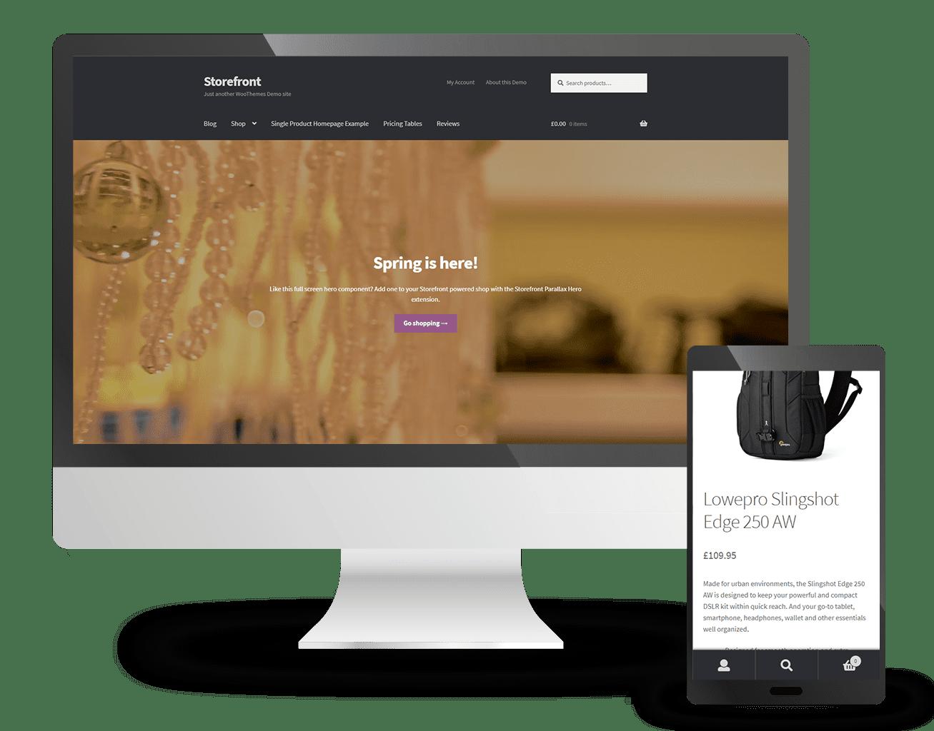 WooCommerce Online-Shop mit Anbindung an die Warenwirtschaft