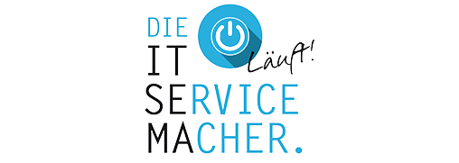 Die IT SERVICE MACHER Logo