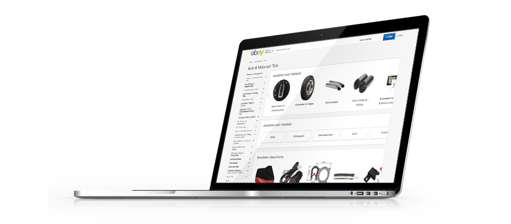 eBay Auto und Motorrad Anbindung an TecDoc