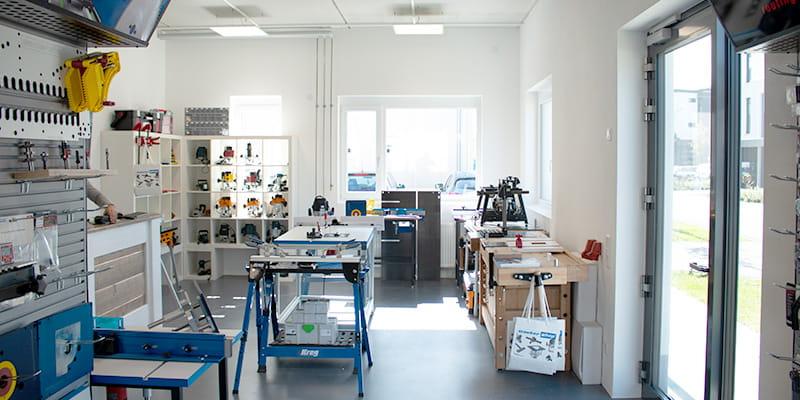 Werkstatt Sauter
