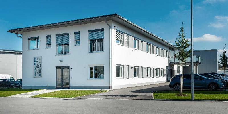 Firmengebäude Sauter