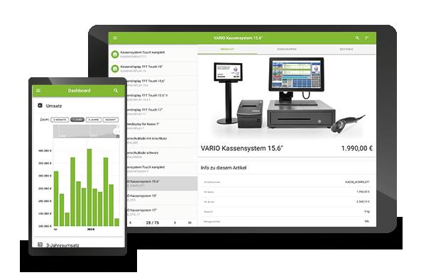 VARIO Web App