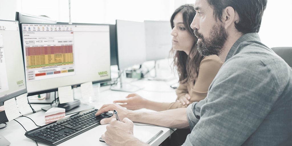 ERP mit Finanzbuchhaltung (FiBu) und FiBu-Schnittstellen