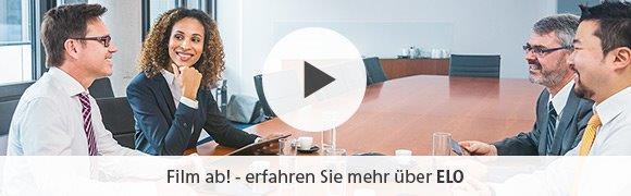 Unternehmensfilm ELO Digital Office
