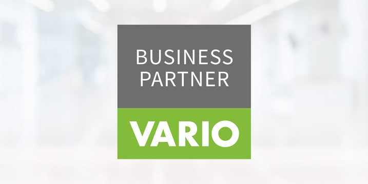 Siegel VARIO Business Partner