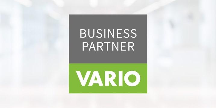 Siegel VARIO Business Partner