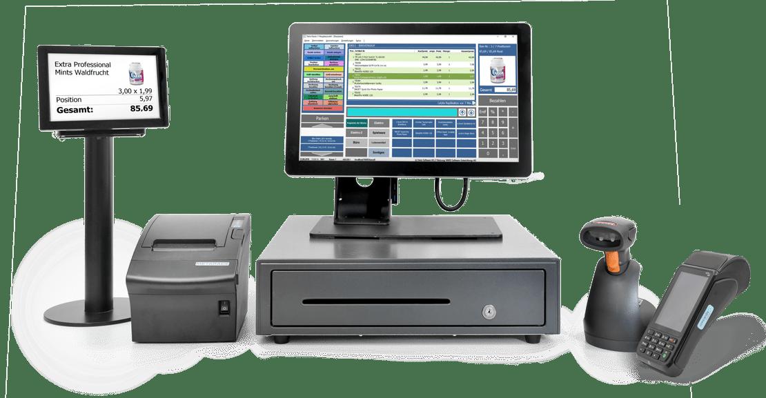 VARIO Kassensystem & Kassensoftware
