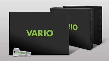 VARIO Versionen