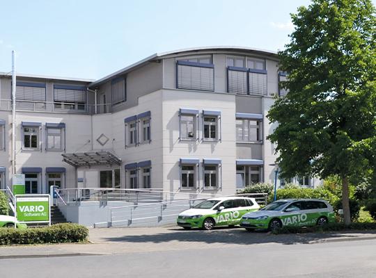 VARIO Software AG Hauptsitz