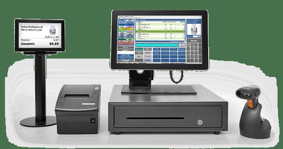 VARIO Kassensystem für den Einzelhandel