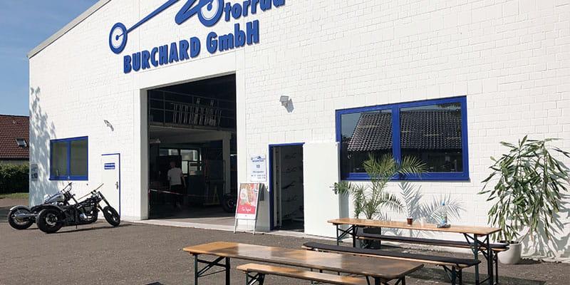 Firmensitz Motorrad Burchard GmbH
