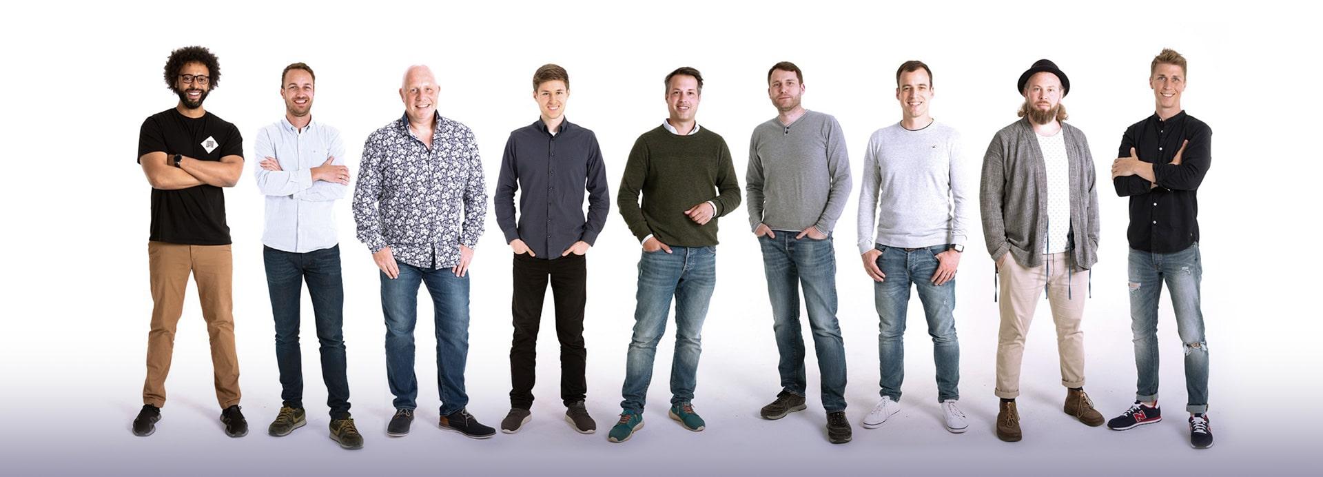 Mitglieder der Digitalen Kooperativen Koblenz