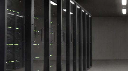 Server wo das Cloud Backup gespeichert wird