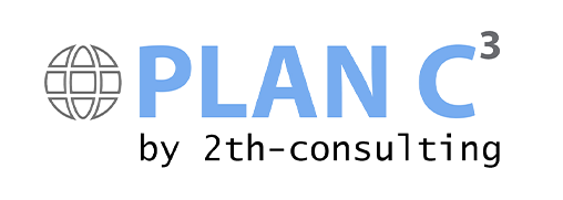 Logo Plan C3 by 2th-consulting