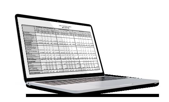 Anlagenbuchhaltung in der Finanzsoftware von FibuNet