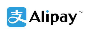 Kasse Zahlungsanbieter Alipay Logo
