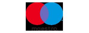 Kasse Zahlungsanbieter maestro Logo