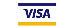 Kasse Zahlungsanbieter Visa Logo