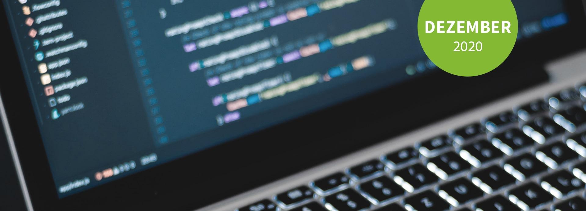 Jahresrückblick 2020 und neues aus der VARIO Entwicklung