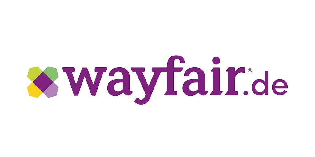 Logo von Wayfair, die eine Schnittstelle in der VARIO Warenwirtschaft haben