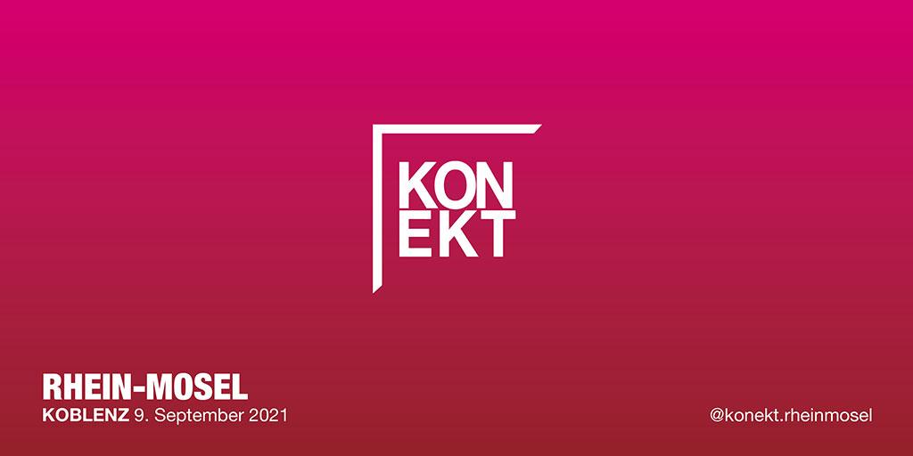 KONEKT Rhein Mosel 2021 - VARIO ist dabei!