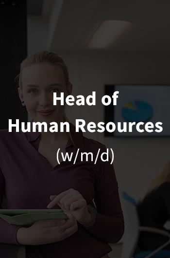 Offene Stelle in Neuwied: Head of Human Resources / Personalleiter*in (m/w/d)
